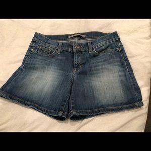 Joe's Jeans denim shorts, Sz. 28